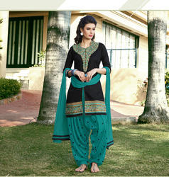 Heavy Work Patiala Suits