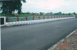 Road Safety Railing
