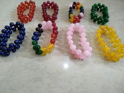 Gem Stone Beads Mix Power Bracelet