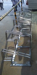 SS Cycle Stand