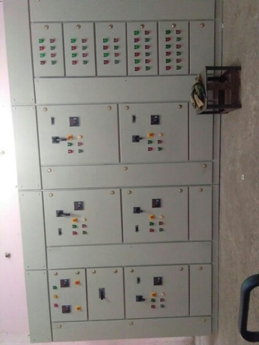 All Types Of Electrical Panels & Control Panel Manufacturer from Kanpur