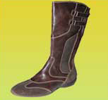 Ladies Segment High Fashion Short Boots From Ub Global