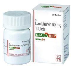 Daclahep Tablet, Packaging Size: 28 Tablets, Packaging Type: Bottle
