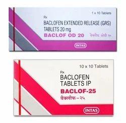 Baclof OD 20 Mg Tablets