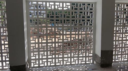 Square Shape Glass Reinforced Concrete Jali At Rs 360