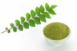 Curry Leaf Powder - Stem Less (Sun Dried)