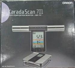 Omron Karada Scan Body Composition Monitor Hbf701