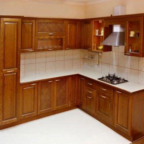 modular kitchen - wooden modular kitchen manufacturer from kashipur