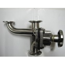 Indian Stainless Steel TC GMP Valves