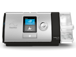 Lumis 100 VPAP S With Humidifier BIPAP
