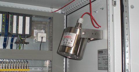 Server Amp Data Center Flooding System Smoke Detection