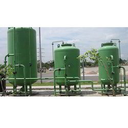 Borewell Water Chemical Raw Water Treatment Plant