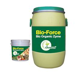 Dumax Bio Force Bio Organic Zyme, Packaging Type: Jar, Liquid