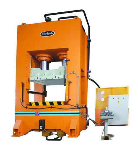 Hydraulic Press 20 Ton, Capacity: 20-40 Ton | ID: 13819057062
