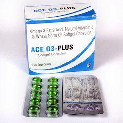 Omega3 Fatty Acid Capsule