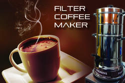 Gemini Filter Coffee Maker Machines