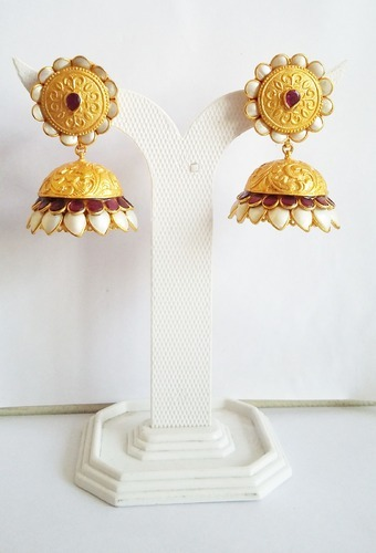 e6990d093 Pacchi Jewellery - Pacchi Jhumki Manufacturer from Jaipur
