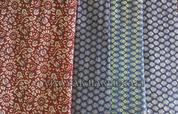 Booti Design Hand Block Printed Fabric