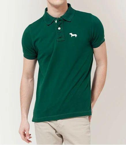 48091be05d9a Boys Checks Green Polo T Shirt For Men, Rs 649 /piece, Creative ...