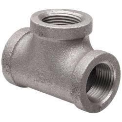 GI Pipe Reducing Tee