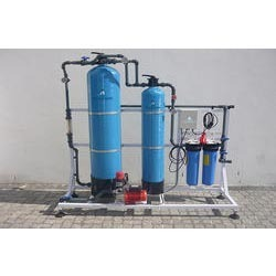Iron Removal Water Treatment Plant for Drinking
