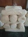 Cotton White Fabircated Clothes