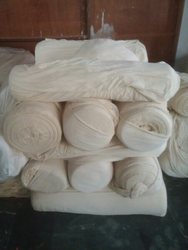 Cotton White Fabircated Clothes