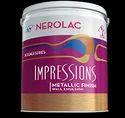 Impressions Metallic Finish Paint
