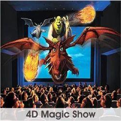 4d Magic Show