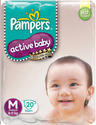 Pampers Ab Pants 20s