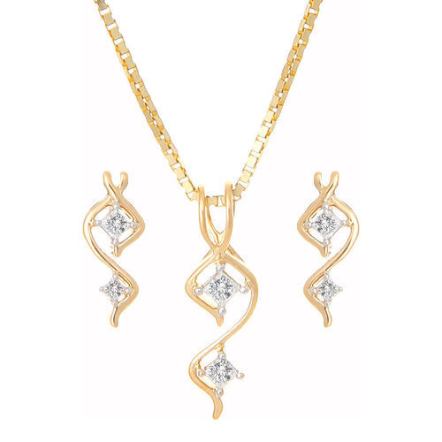 18kt diamond question mark pendant set at rs 30197 piece heere ke 18kt diamond question mark pendant set aloadofball Image collections
