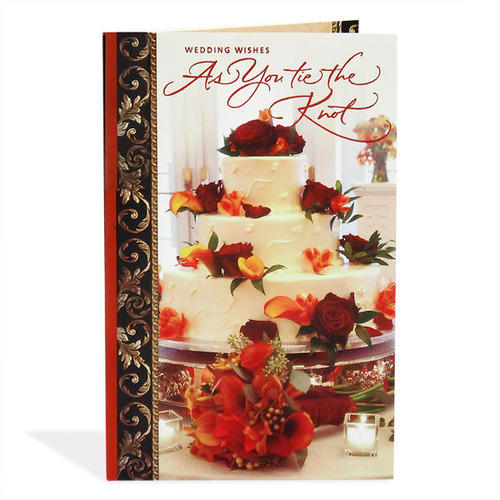 Wedding wishes greeting card at rs 75 piece wedding wishes greeting card m4hsunfo