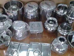 Kafton  Steel Utensils