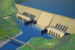 Tunga Bhadra Dam Project