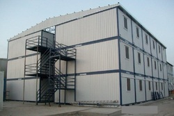 Steel Insulated Prefabricated Buildings