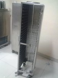 Slotted Type Plate Rack