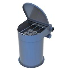Bin Mounted Filter