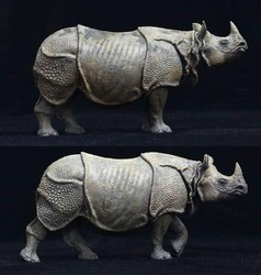 Fiber Animal Statue