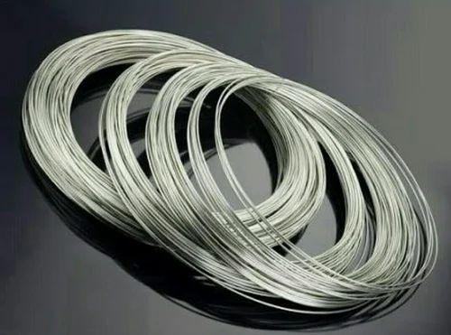 Titanium Wire Grade 1, Metal And Alloy Wires | Prashaant