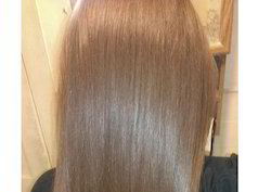 Hritik Brown, Golden Color Blonde Hair