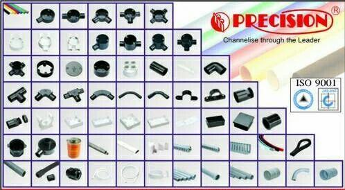 Precision Pvc Electrical Conduit Pipe