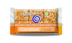 Coconut Chikki 50g X 20pc Pack