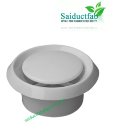 Air Ventilation Plastic Disc Valve