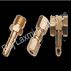 Brass Flare Compression Fittings