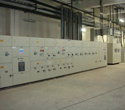 2 - Phase Power Control Center Panel, IP40