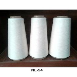 100% Cotton, Compact Yarn for Knitting