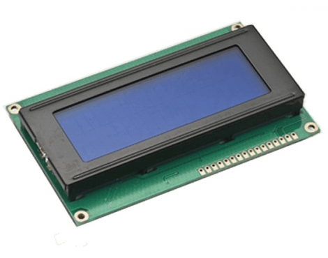 LCD Display - Graphic LCD Green - 128x64 Wholesale Trader