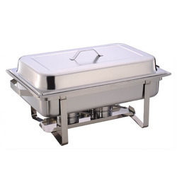 Shree Ambica SS Stainless Steel Chafer
