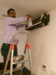 Residential 1.5 Ton Split Air Conditioner Rental Services