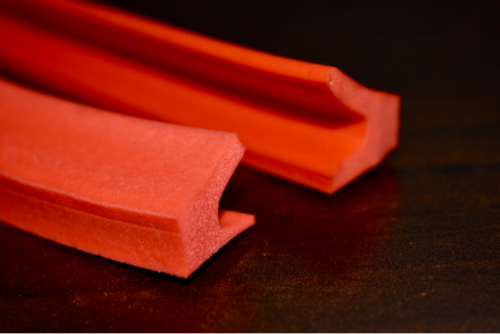 Silicone Sponge Gaskets